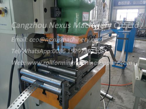 Steel Wall Angle Roll Forming Machine Cangzhou Nexus